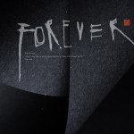 forever | always exist 書道作品 japaneseart japanese calligraphy 書家 田川悟郎 Goroh Tagawa